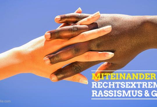 Miteinander gegen Rechtsextremismus, Rassismus und Gewalt