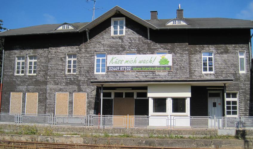 Bahnhof Blankenheim Wald