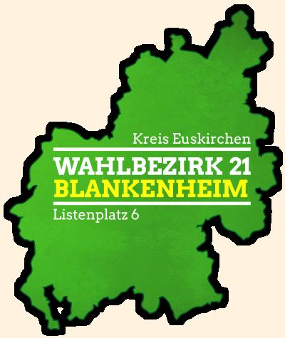 Kreis Euskirchen Wahlbezirk 21 - Blankenheim